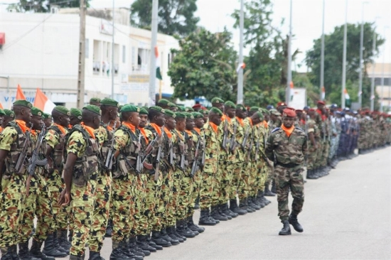 Police ivoirienne : non mais raccroche quoi !