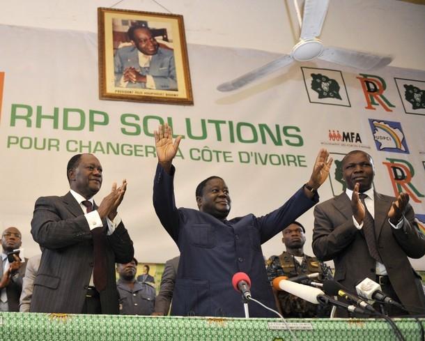 Congrès RHDP crédit photo Imatin.net