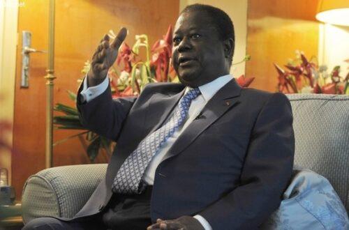 Article : L'interview imaginaire d'Henri Konan Bédié